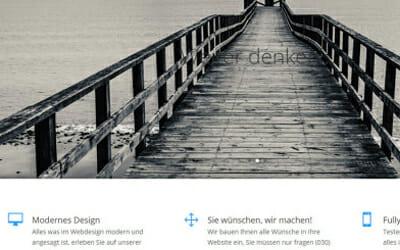Homepage Beispiel Elegant