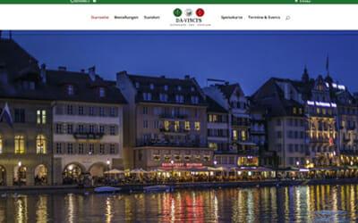 Homepage Vorlage Restaurant, Cafe , Bar
